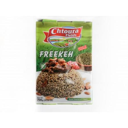Pražená zelená pšenica 700g - CHTOURA Freekeh