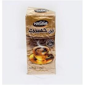 Turecká káva 35% kardamón 200g -HASEEB Coffee GOLD Special Cardamon