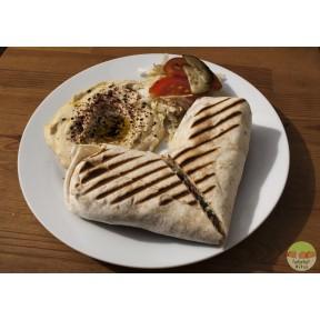 Falafel tanier