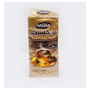 Turecká káva 35% kardamón 500g -HASEEB Coffee GOLD Special Cardamon